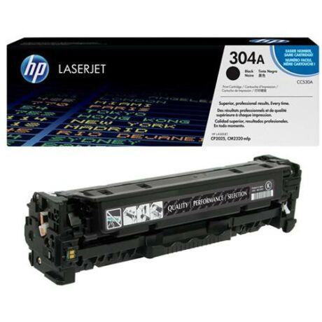 Eredeti HP CC530A Black - 3.500 oldal