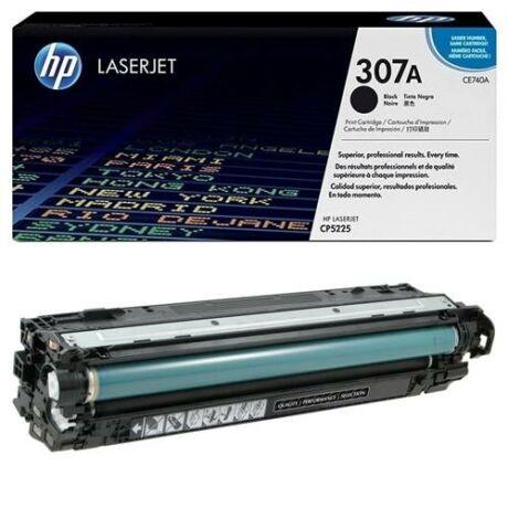 Eredeti HP CE740A black - 7.000 oldal