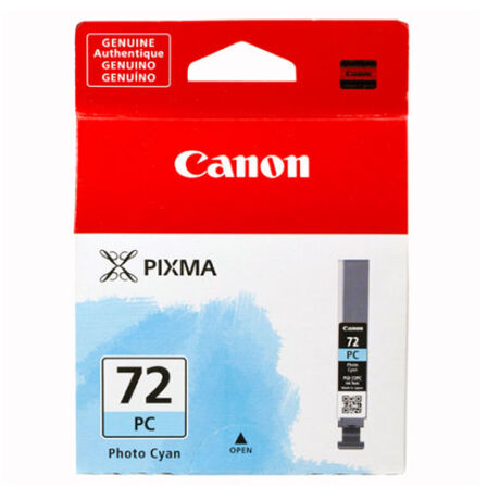 Eredeti Canon PGI-72 photo cyan - 14 ml