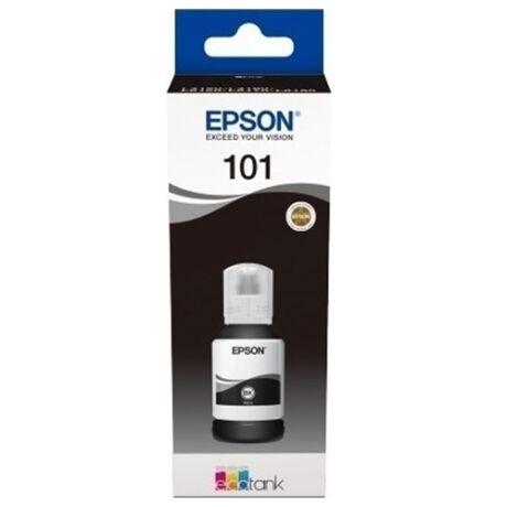 Eredeti Epson 101 - T03V1 fekete (C13T03V14A) - 127ml ~7.500 oldal