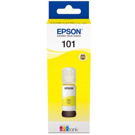 Eredeti Epson 101 - T03V4 sárga (C13T03V44A) - 70ml ~6.000 oldal