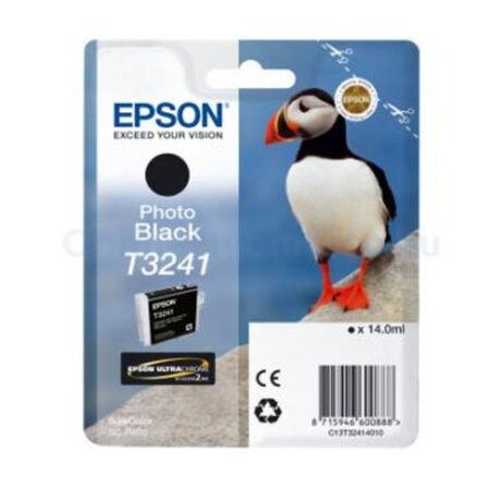 Eredeti Epson T3241 - fekete (14ml ~ 4200 oldal)
