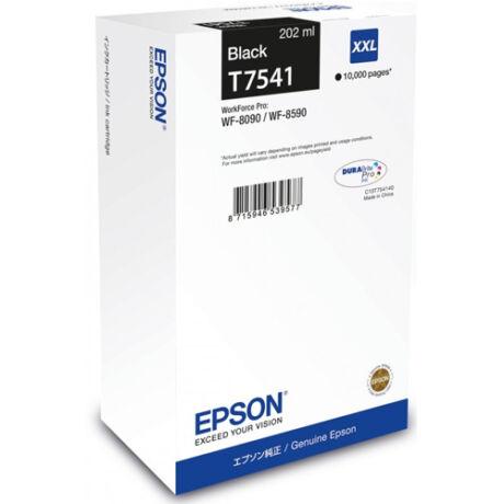 Eredeti Epson T7541 fekete - 202ml ~10.000 oldal