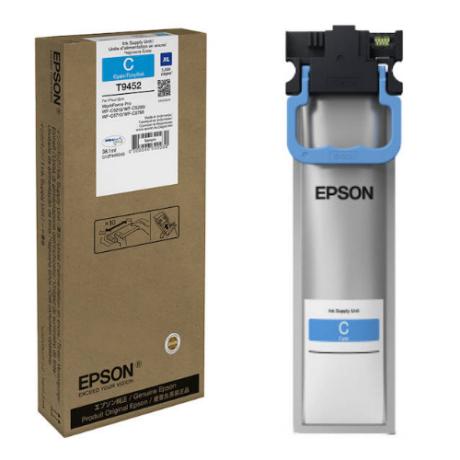 Eredeti Epson T9452 cyan - 38,1ml ~5.000 oldal